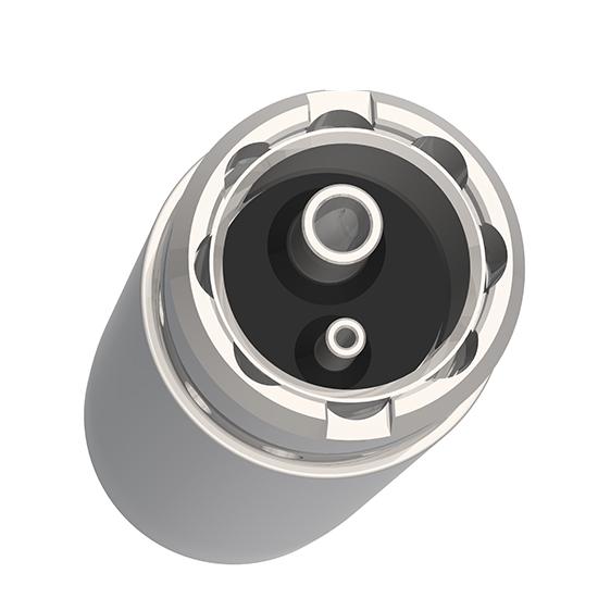 DynaLED - Pieza de Mano (Alta velocidad con luz)