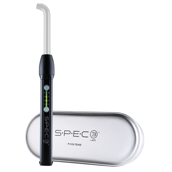 SPEC 3:  Lámpara de fotocurado de alta potencia