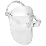 ProFace: Lente de magnificación con visera protectora