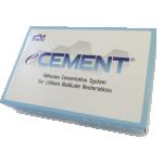 eCEMENT: Sistema de cementación