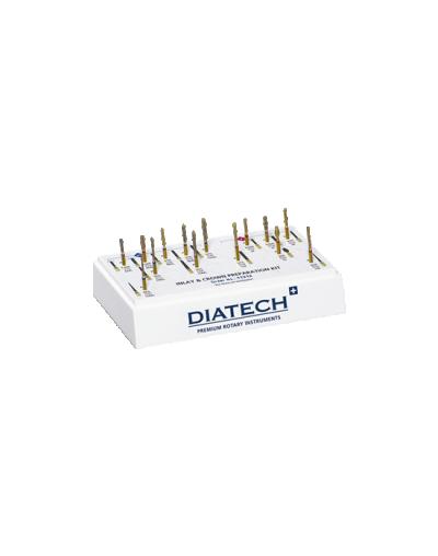 COLTENE: Kit Fresas Diatech