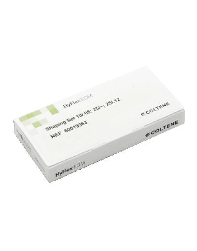 HYFLEX EDM Limas rotatorias para endodoncia