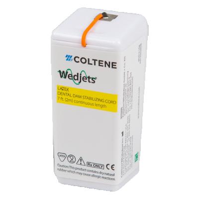 WEDJETS  Cordón estabilizador para aislamiento dental